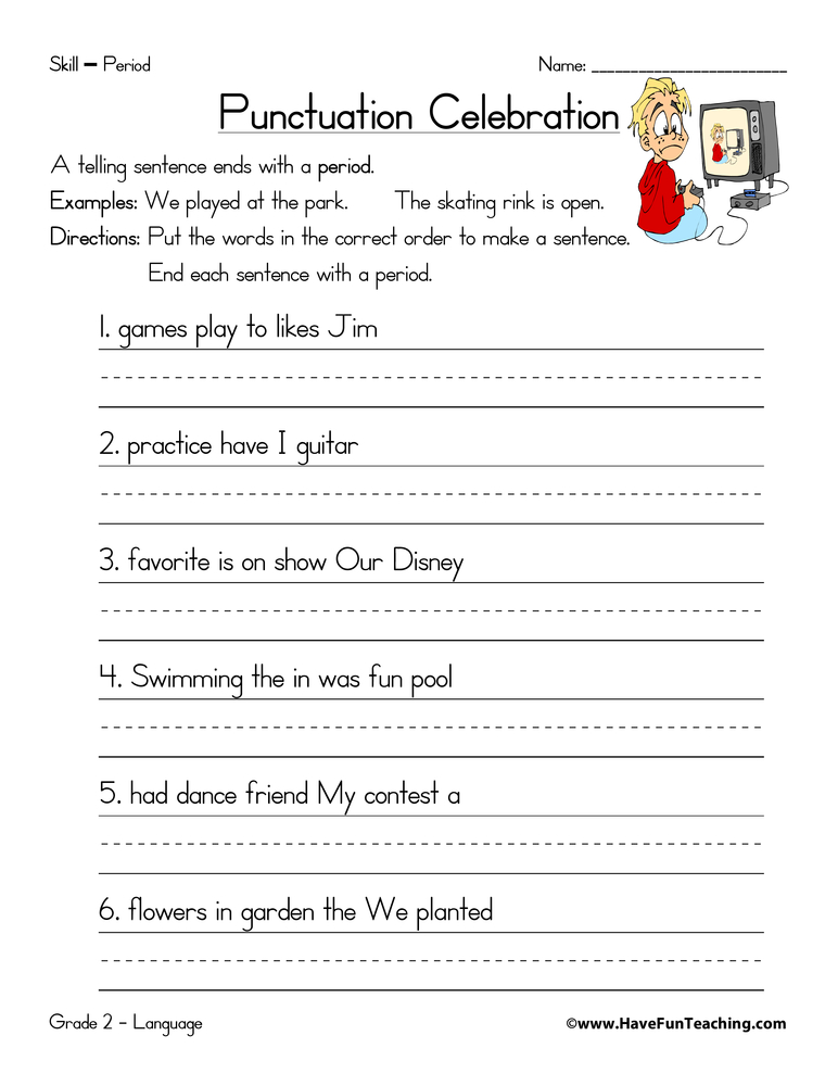 Worksheets Quotation Marks Printable