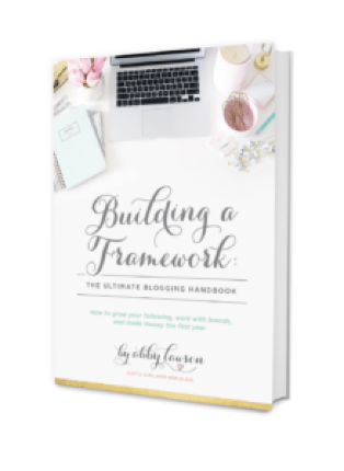 Building a Framework Blogging Course by Abby Lawson