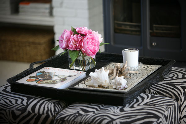 5 ways to style your coffee table if
