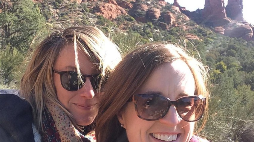 Girlfriend Getaway – Sedona, AZ in the Winter