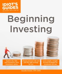 Cover of Idiot's Guide: Beginning Investing