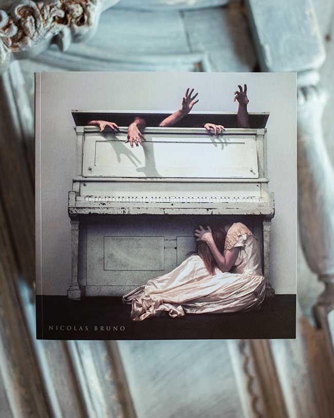 """Nicolas Bruno """"Between Realms"""" Limited Edition Catalogue"""
