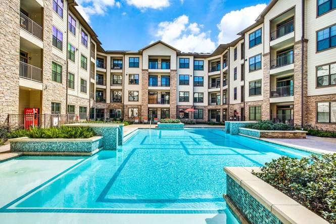 Katy Tx Apartments Refined Luxury