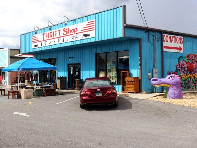 Panama City Beach FL Thrift Store
