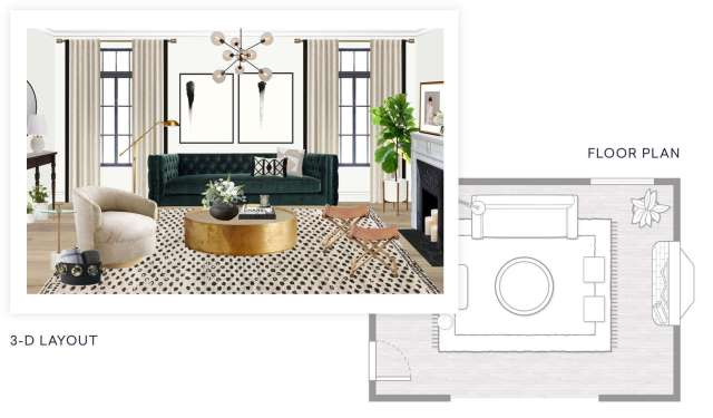 Home Interior Designer Salary