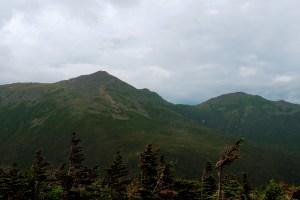 Mt Washington Trail, from Summit