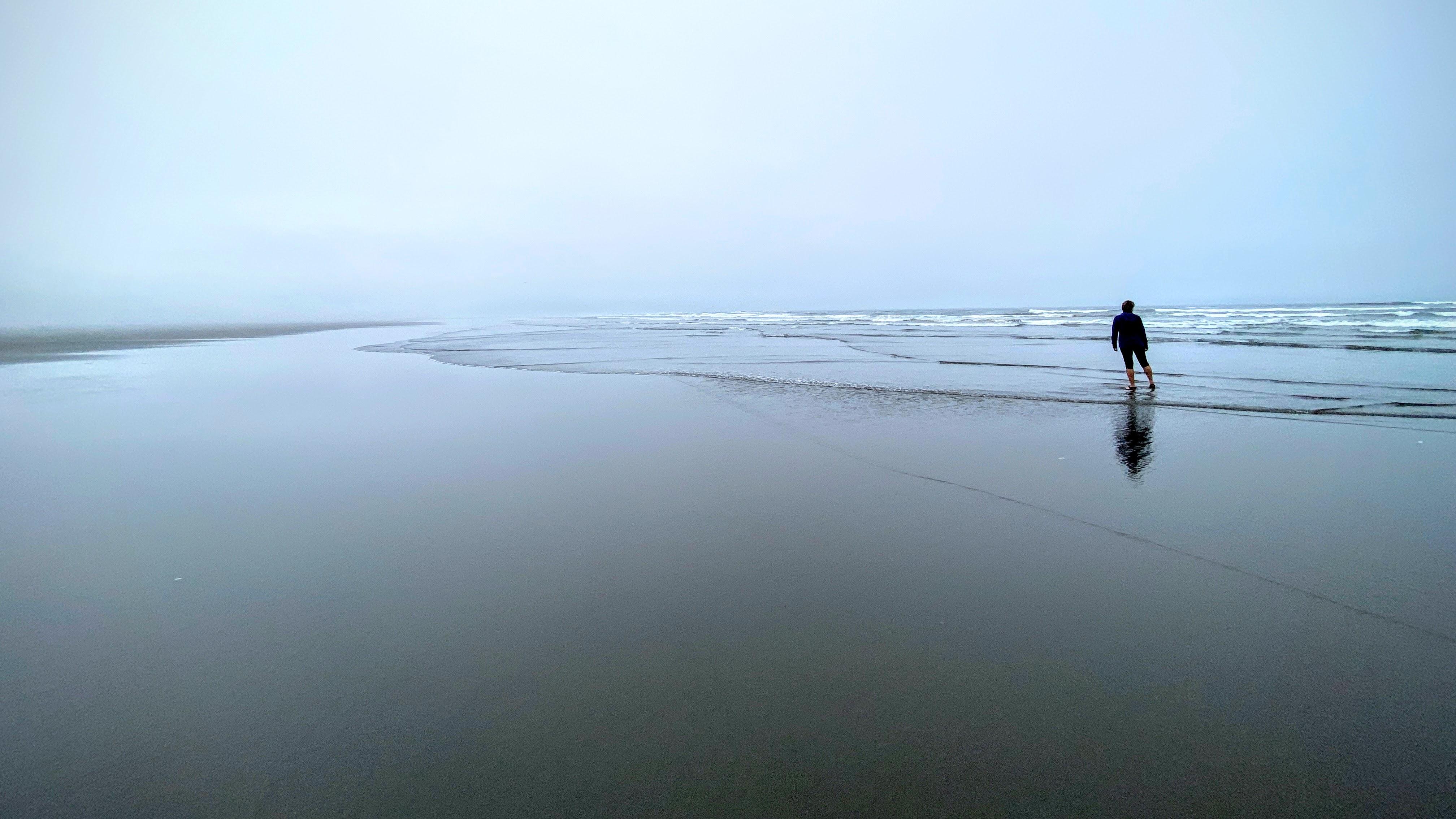 Postcard from Grayland Beach, Washington