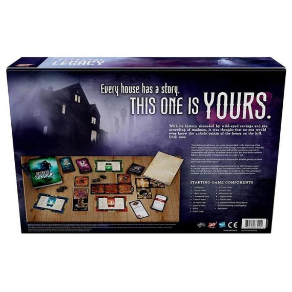 BETRAYAL AT HOUSE ON THE HILL2