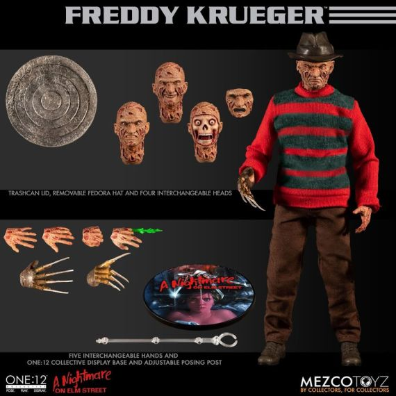 MEZ77390–Nightmare-on-Elm-St-Freddy-One-12-Collective-FigD