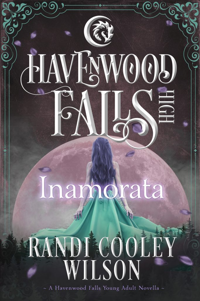 Cover Reveal for Inamorata by Randi Cooley Wilson
