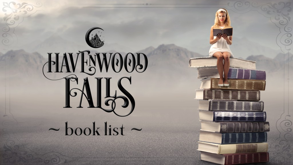 Havenwood Falls Book List – Updated 10/1/18