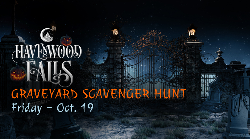 You Could Win the Graveyard Scavenger Hunt!