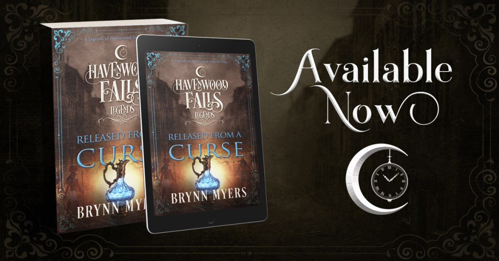 Release Day for Released From a Curse