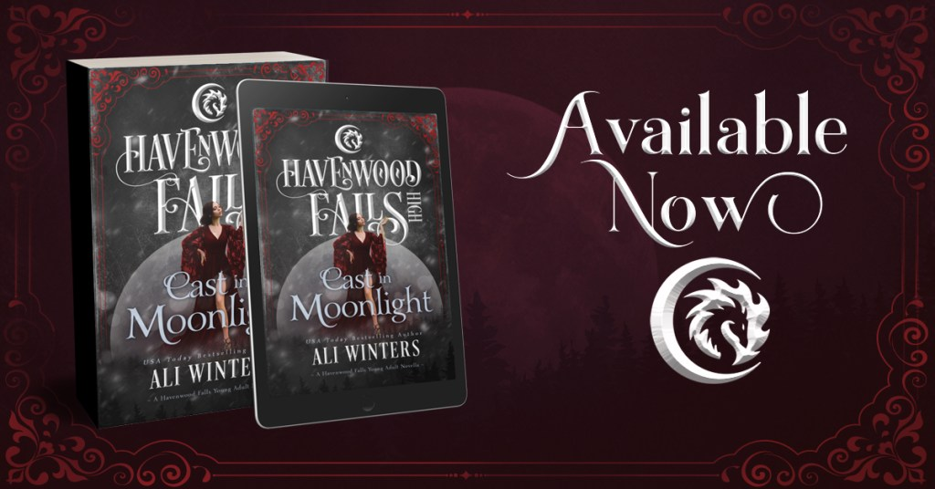 Cast in Moonlight (HFH) Release Day
