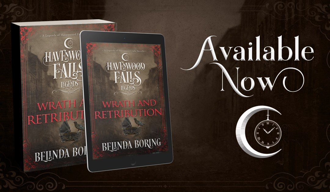 Wrath and Retribution Release Day!