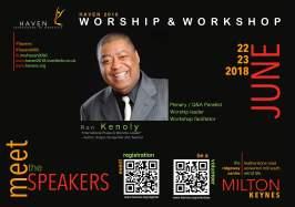Meet the speakers - Ron Kenoly LARGE