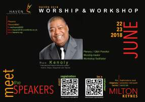Meet the speakers - Ron Kenoly LARGE