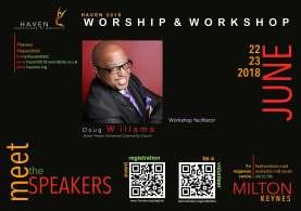 meet the speakers - Doug Williams LARGE