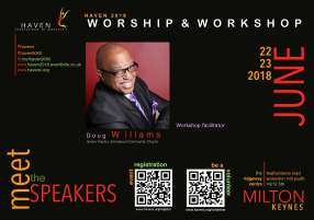 meet the speakers - Doug Williams LARGE