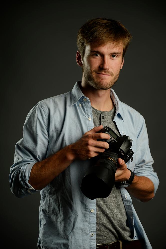 Ryan Gooding '16, Multimedia Editor