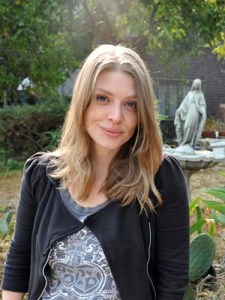Haverhill House Publishing: Our Authors — Amber Benson