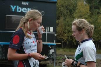 Maren og Silje Uhlen Maurseth etter NM-mellom