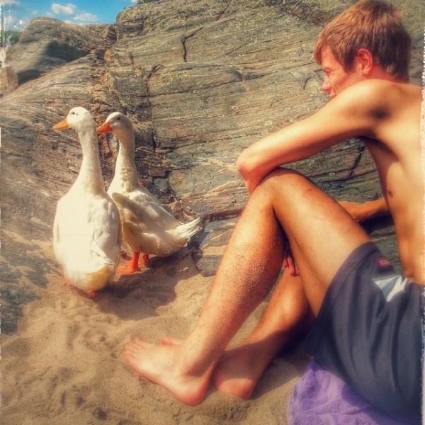 Gratulerer med dagen @eirhov Savner sommer og ferie...