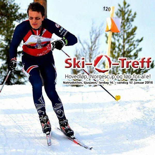 Ski-o-treff 16.-17. januar. Hovedløp, NM-stafett, norgescup og publikumsløp. Meld deg på på http://eventor.orientering.no nå.