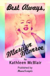 Best Always Marilyn Monroe Play Script Cover Image