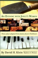 Play Script An Evening With Joyce's Women Cover Image
