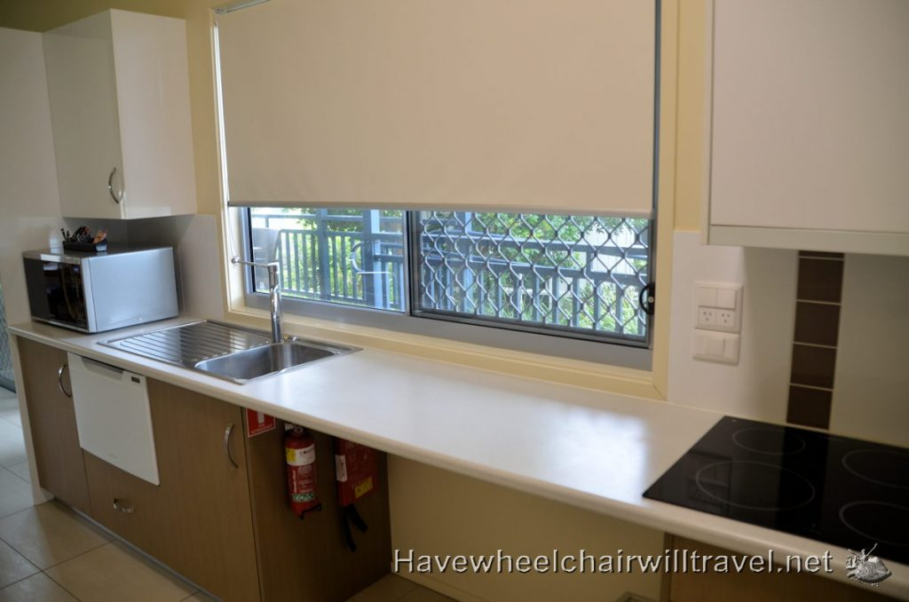 Reflections Holiday Park Bonny Hills - wheelchair accessible Port Macquarie