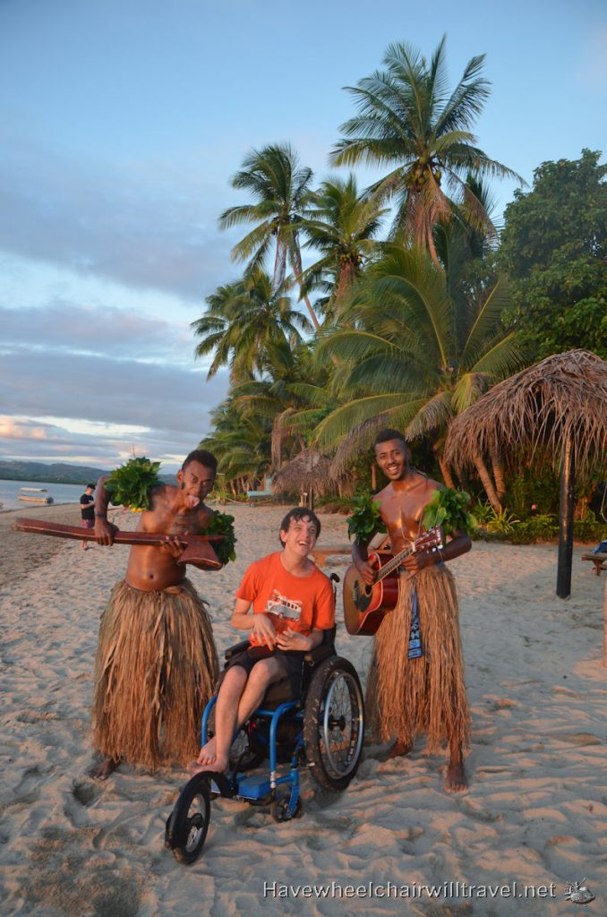 Fiji wheelchair accessible