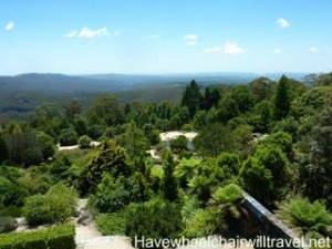 The Blue Mountains Botanic Gardens, Mount Tomah