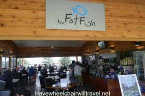 THE FAT FISH at the Surf Club