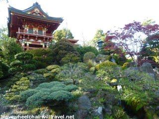 Japanese gardens San Francisco