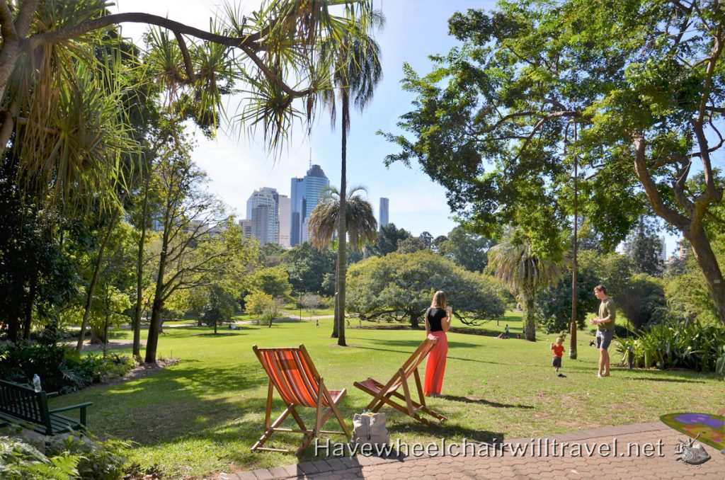 All Abilities Playground Brisbane Botanic Gardens