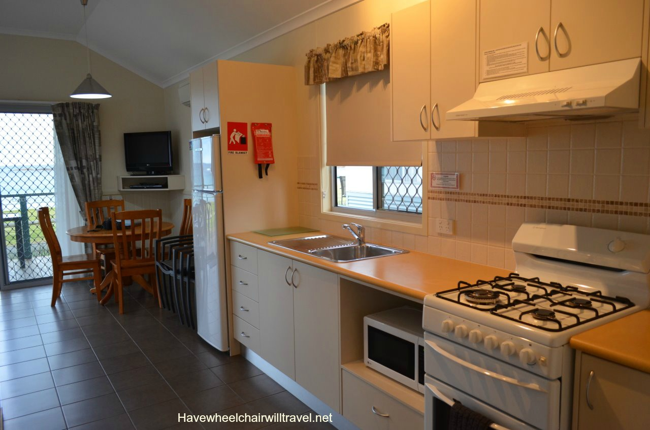 easts beach kiama nsw a wheelchair accessible cabin have