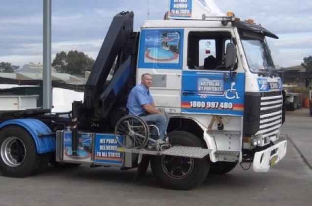 CAR MODIFICATION - WHEELCHAIR ACCESSIBLE VEHICLES - Have