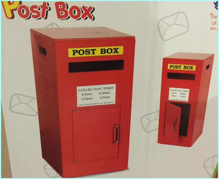 Collagepostbox