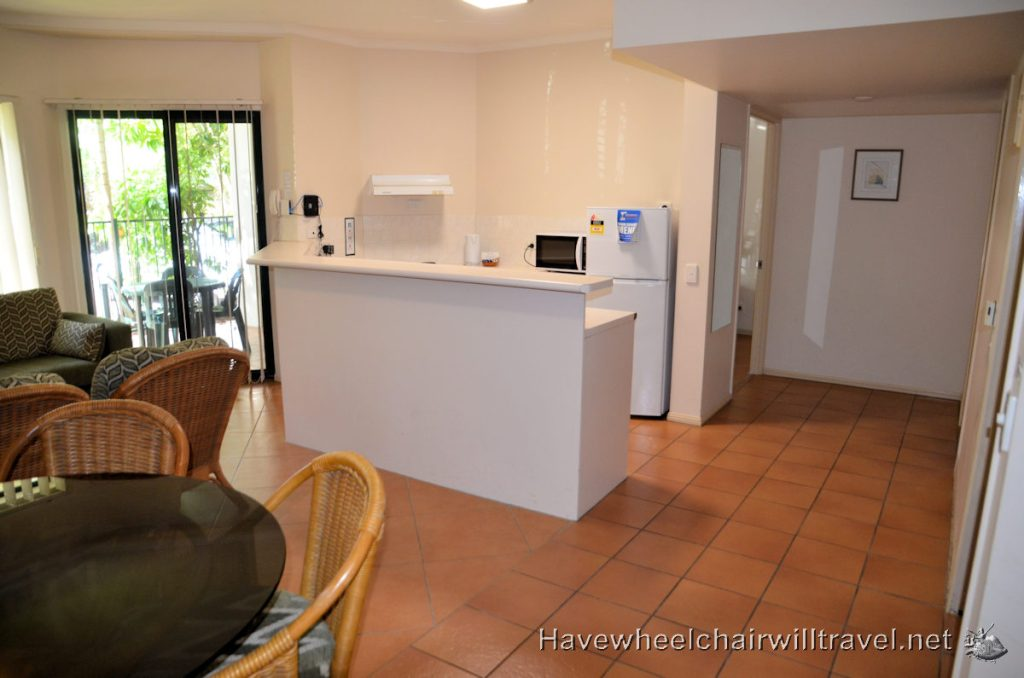 Accessible Accommodation Cairns