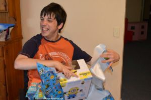 BUYING GIFTS FOR A CHILD WITH SPECIAL NEEDS