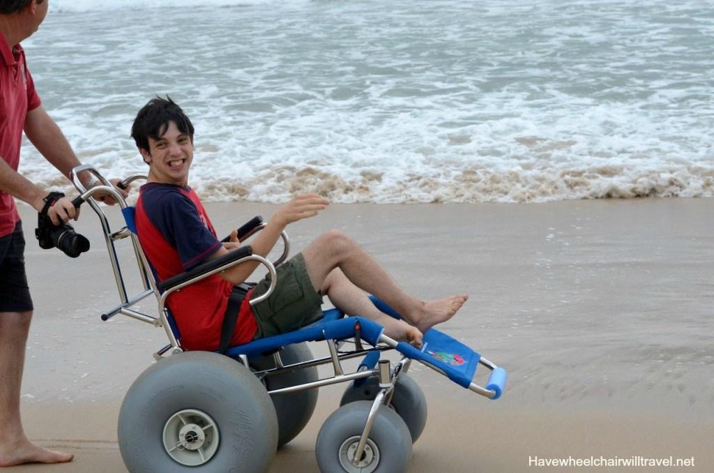 beachchair