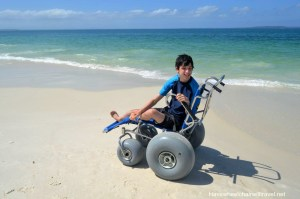 THE VERSATILITY OF A BEACH WHEELCHAIR – HAVE WHEELCHAIR WILL TRAVEL