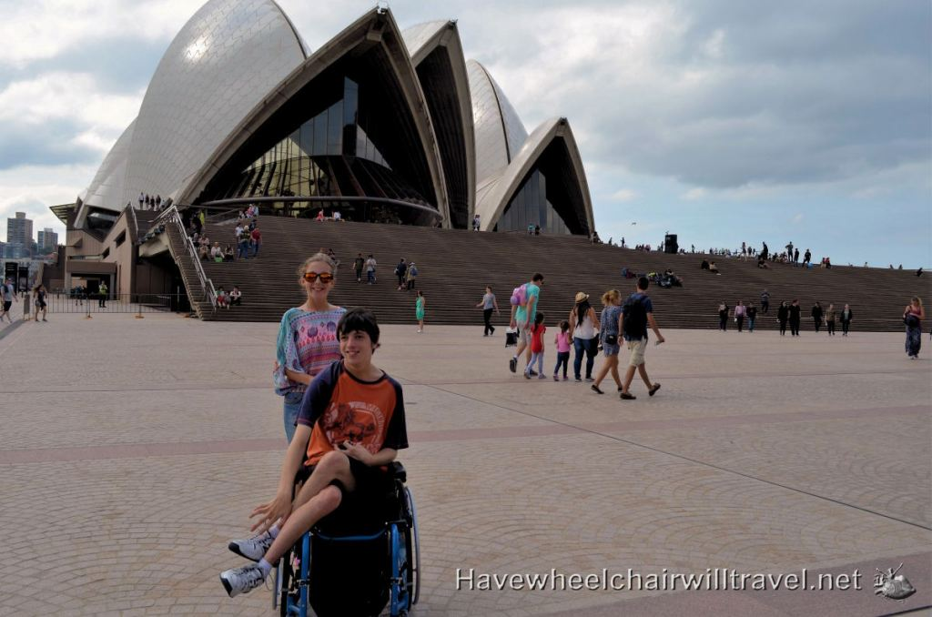 Sydney Opera House Accessible Tour
