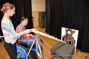 HOW TO MAKE GAMES WHEELCHAIR ACCESSIBLE