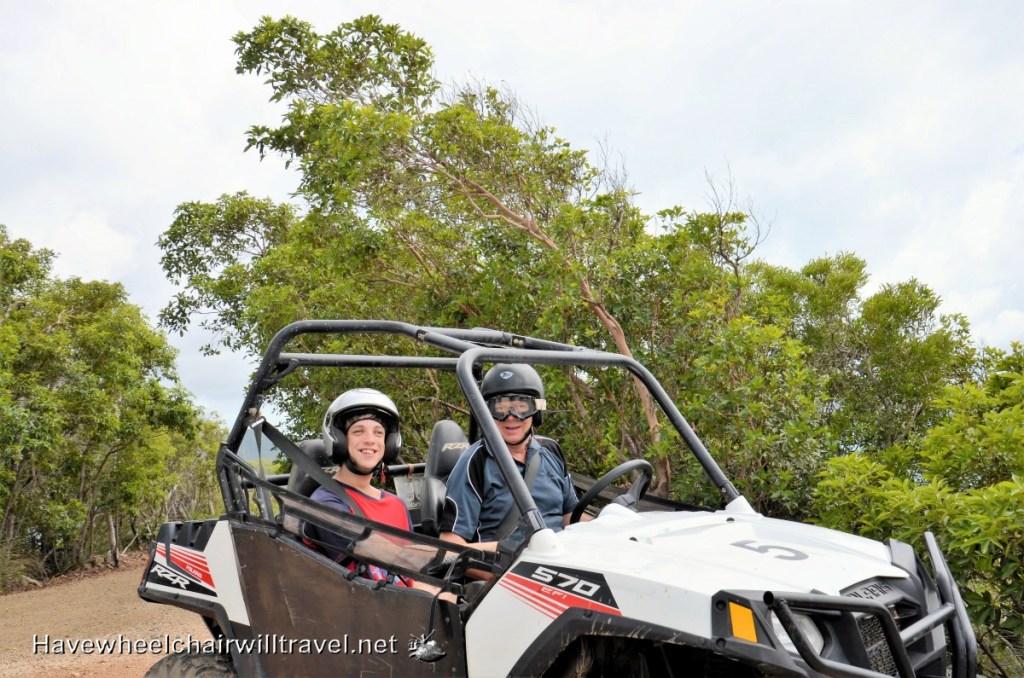 ATV Tour - Hamilton Island