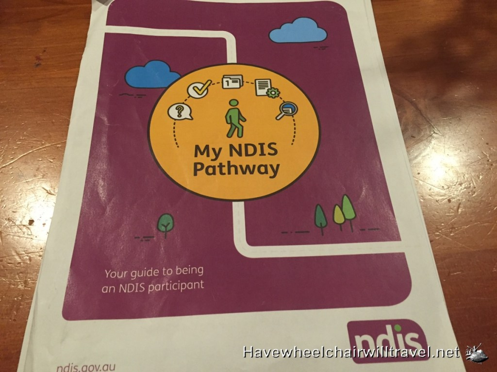 My NDIS Pathway Document - Tips to Prepare for your NDIS Meeting - Have Wheelchair Will Travel