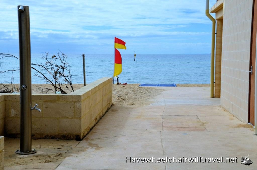 Accessible beaches Melbourne