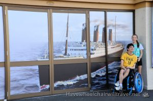TITANIC THE EXHIBITION – ACCESSIBLE SYDNEY