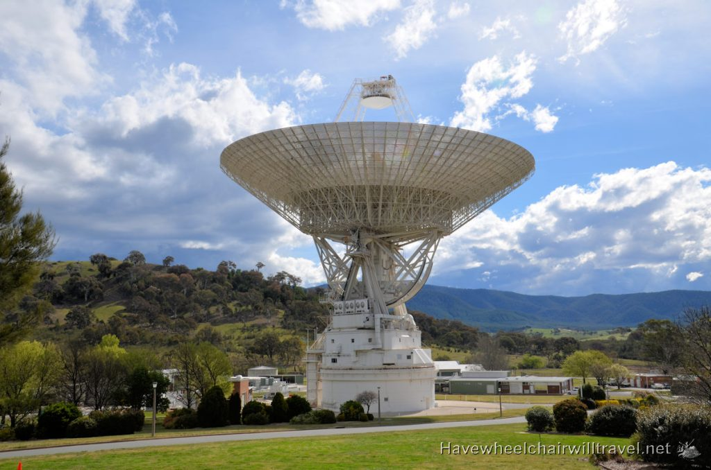 Canberra Space Centre